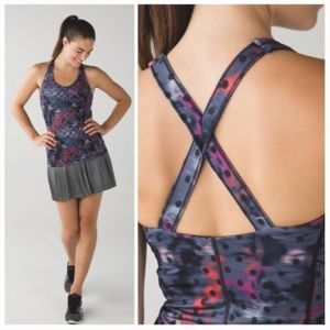 Lululemon Kanto Catch Me Tank Top Windy Blooms 4